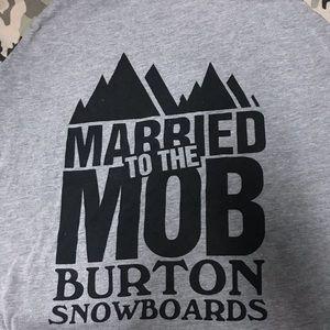 Burton Tops - Burton 3/4 sleeve top 🎿 ⛷